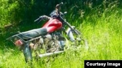 Мотоцикл Николая
