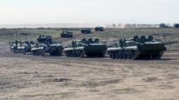 Бронетехника ВС Азербайджана
