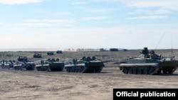 Азербайджанская бронетехника