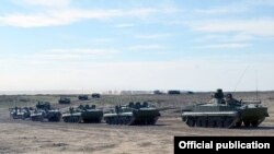 نیروهای نظامی آذربایجان