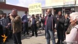 Րաֆֆի Հովհաննիսյանի մարզային այցը Սեւան