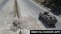 Foto nga arkivi. Idlib, Siri.