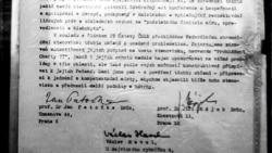 """""""Хартия-77"""" құжаты жарияланғанына 40 жыл"""