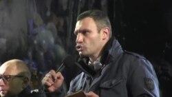 Влада поставила громадян України поза законом ‒ Кличко