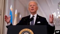 جو بایدن رئیس جمهور ایالات متحده