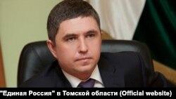 Замгубернатора Томской области Сергей Ильиных