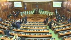 Izglasano nepoverenje Vladi Kosova