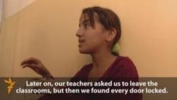 مسمومیت دختران مدرسه در افغانستان