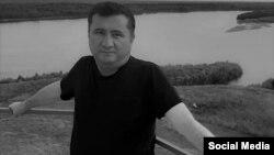 Қўқонлик блогер Иқбол Комилжонов (ижтимоий тармоқлардан олинган сурат)