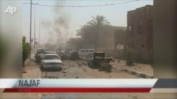 Bombings Leave Trail Of Destruction In Iraq
