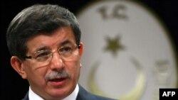 احمد داوود اوغلو، وزیر خارجه ترکیه