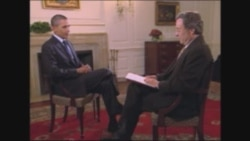 Interview With U.S. President Barack Obama