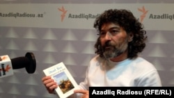 "Azerbaijan -- Shahbaz Khuduoglu, director of the ""Ganun"" publishing house - Nov2014"