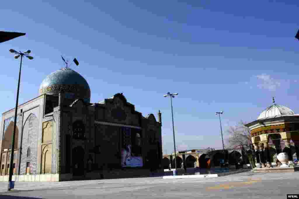 İran türbələri #1