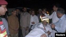 Ministri i Brendshëm i Pakistanit, Ahsan Iqbal.