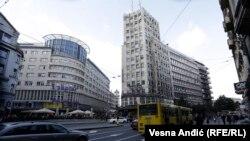 Beograd, centar grada