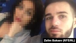 Зелимхан Бакаев - последнее фото перед похищением