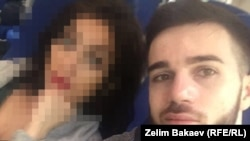 Чеченский певец Зелимхан Бакаев на фото, сделанном перед пропажей.