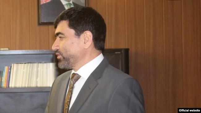 Ахмад Файсал Бекзод, губернатор афганской провинции Бадахшан