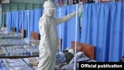 Бишкектеги стационардык оорукана.