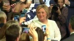 Hillari Clinton prezidentliyə namizəd oldu