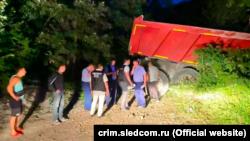 В результате ДТП под Севастополем погибли пять человек