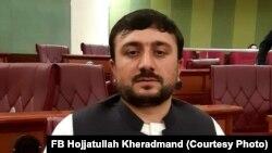حجتالله خردمند، نایب منشی مجلس نمایندگان/ولسی جرگه افغانستان