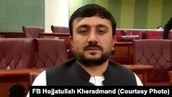 حجتالله خردمند، نایب منشی مجلس نمایندگان افغانستان