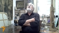 Ҷанги шаҳрвандӣ дар тасвири Сабзаалӣ Шарифов