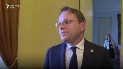 Intervistë me Komisionarin për Zgjerim të BE-së,Oliver Varhelyi