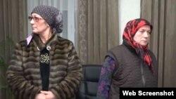 """Скриншот из сюжета на ЧГТРК """"Грозный"""""""