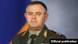 Начальник Генштаба ВС Армении Артак Давтян (архив)