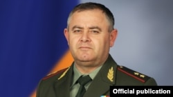 Начальник Генерального штаба Вооруженных сил Армении, генерал-лейтенант Артак Давтян (архив)