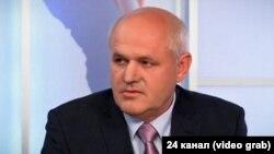 Михаил Куцин, в 2014 году начальник Генштаба ВСУ