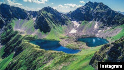 В горах Карачаево-Черкесии (архивное фото)