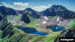 Горы Карачаево-Черкесии