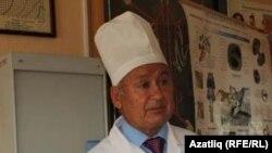 Профессор Рамил әфәнде Зәбиров
