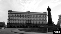 Back to the future? After the dissolution of the KGB, its Moscow headquarters housed the Federal Security Service (FSB), which is reported to be the center of a reconstituted superagency.
