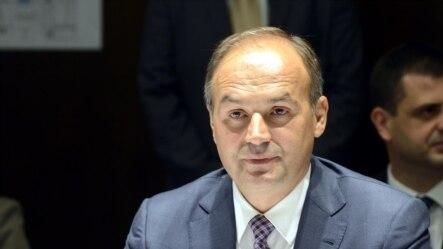Ministar spoljnih poslova Kosova Enver Hodžaj