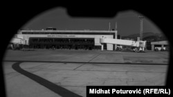 Međunarodni aerodrom Sarajevo, mart 2020.