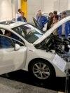 Mideast Iran Cars