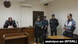 Դատարանը մերժեց ցմահ դատապարտյալ Արթուր Մկրտչյանի բողոքը, 30-ը մարտի, 2016թ․