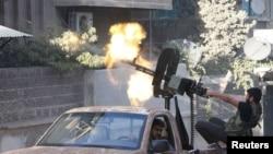 Sukobi u Aleppu, septembar 2012.
