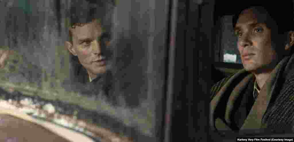 """Кадр из открывавшего фестиваль фильма """"Антропоид"""" о покушении на гитлеровского наместника Гейдриха"""
