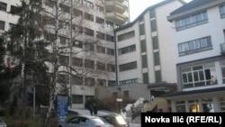 Bolnica i Dom zdravlja u Užicu, foto: Novka Ilić