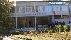 Взрыв в Керчи, десятки пострадавших (видео)