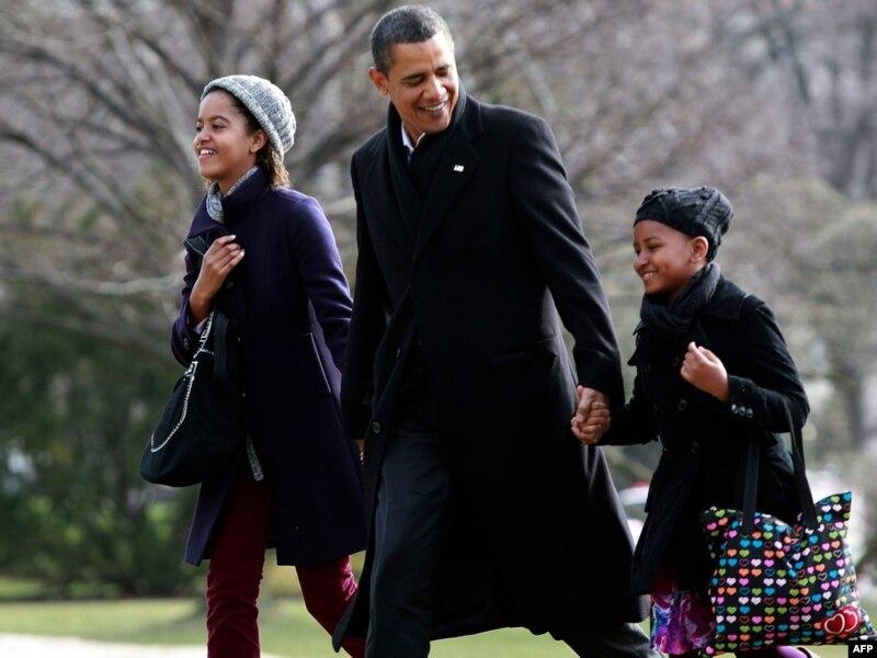 Барак Обама написал детскую книгу