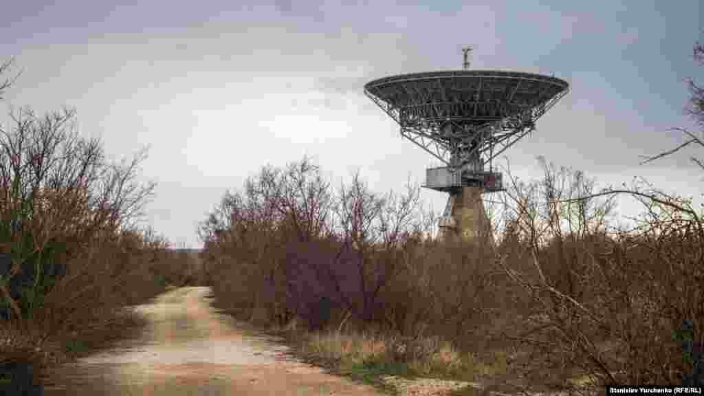 TNA-400 radioteleskopı