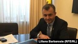 Ion Chicu, ministrul Finanțelor