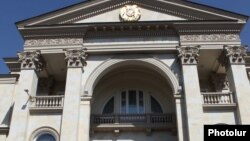 Здание Президентского дворца в Ереване